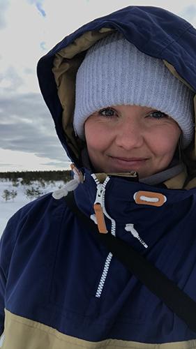 Ranuan Matkailuyhdistys Ry:n matkailuneuvoja Salla-Mari Koistinen